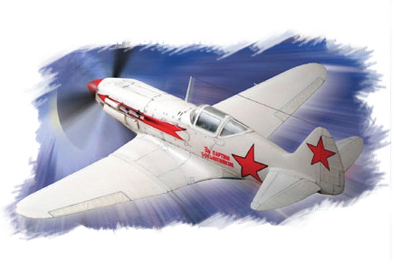 Hobby Boss 1/72 MiG-3