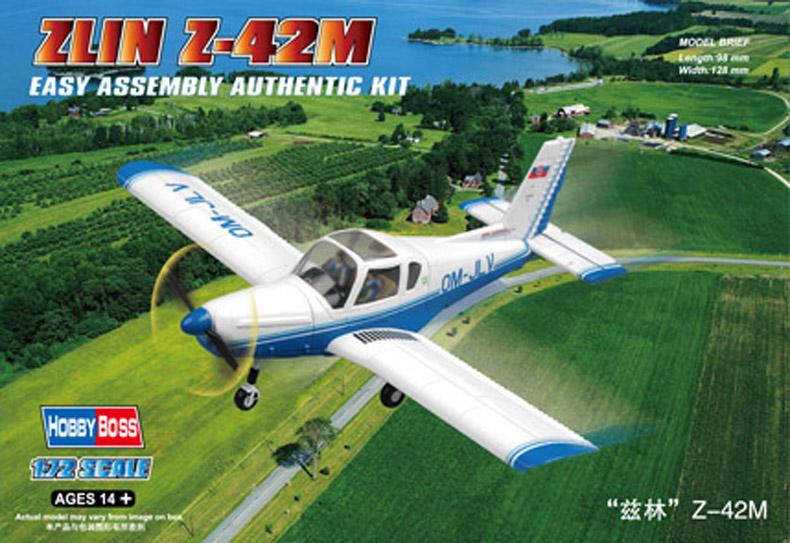 Hobby Boss 1/72 Zlin Z-42M