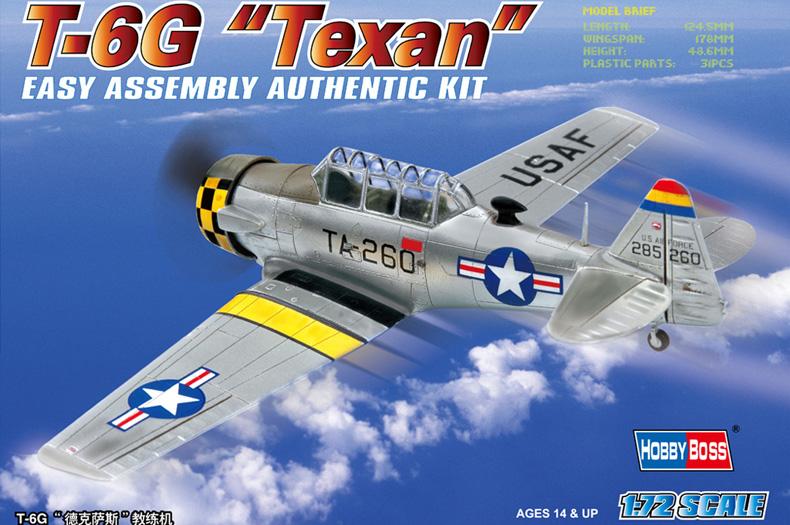 "Hobby Boss American T-6G ""Texan"""