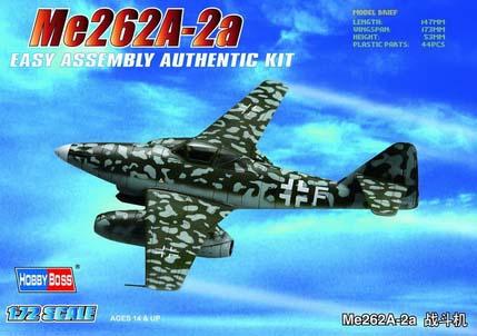 Hobby Boss 1/72 Me262A-1a