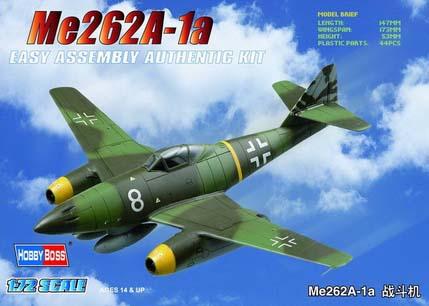 Hobby Boss 1/72 Me262A-2a