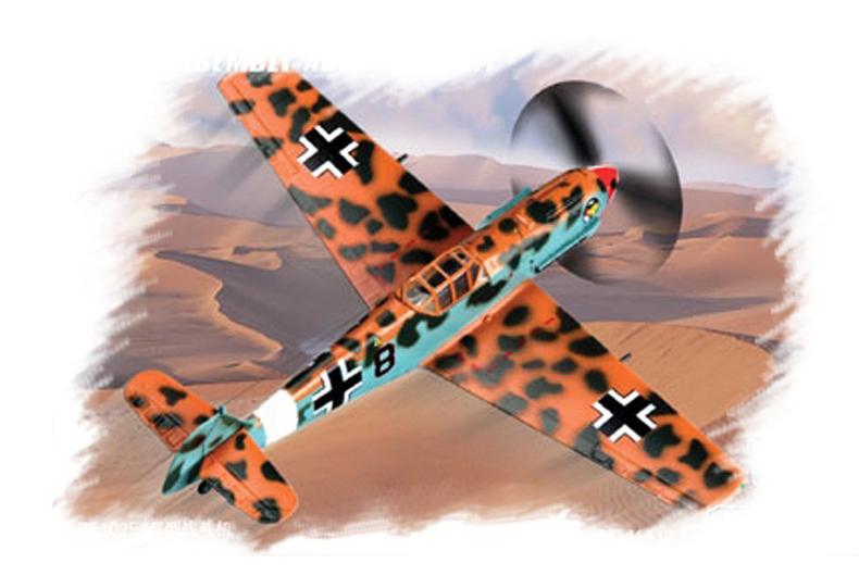 Hobby Boss 1/72 Bf 109E-4/7
