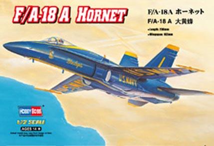 Hobby Boss 1/72 F/A-18A HORNET