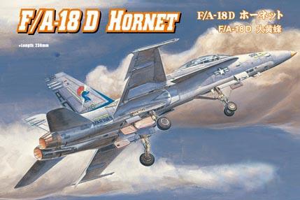 Hobby Boss 1/72 F/A-18D HORNET