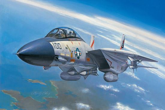 Hobby Boss 1/72 F-14A Tomcat