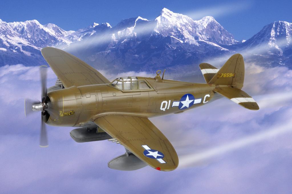 Hobby Boss 1/72 P-47D Thunderbolt Razorback