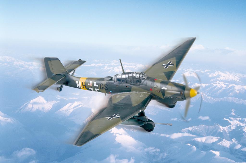 Hobby Boss 1/72 Junkers Ju-87G-1 Stuka