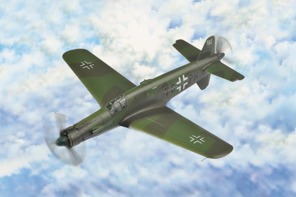 Hobby Boss 1/72 Dornier Do335 Pfeil Heavy Fighter