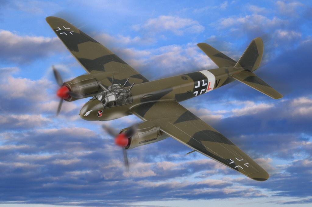 Hobby Boss 1/72 German Ju88 Fighter