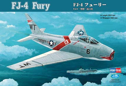 Hobby Boss FJ-4 Fury Fighter