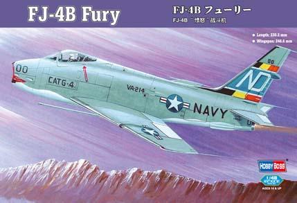 """Hobby Boss 1/48 FJ-4B """"Fury"""""""