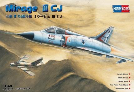 Hobby Boss 1/48 Mirage IIICJ Fighter
