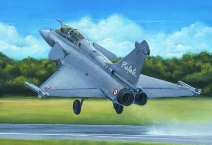 Hobby Boss 1/48 Rafale B Fighter