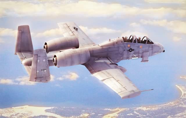 """Hobby Boss N/AW A-10A """"THUNDERBOLT"""" II"""