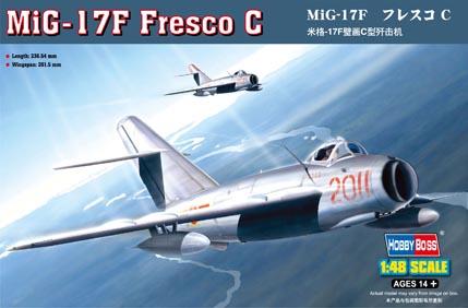 Hobby Boss MiG-17F Fresco C
