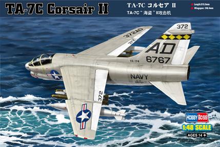Hobby Boss 1/48 TA-7C Corsair II