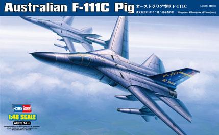Hobby Boss 1/48 Australian F-111C Pig