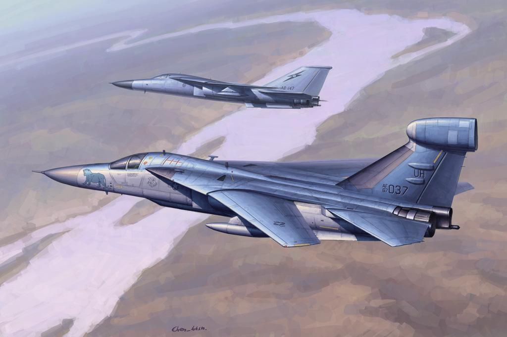 Hobby Boss 1/48 EF-111A Raven