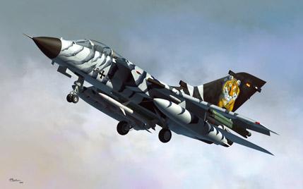 Hobby Boss 1/48 Tornado ECR