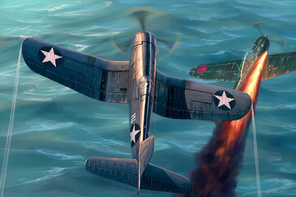 Hobby Boss 1/48 F4U-1 Corsair Late version
