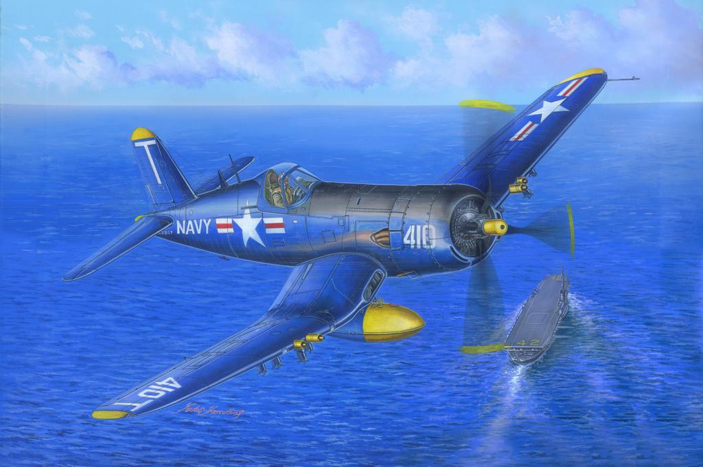 Hobby Boss 1/48 F4U-5 Corsair