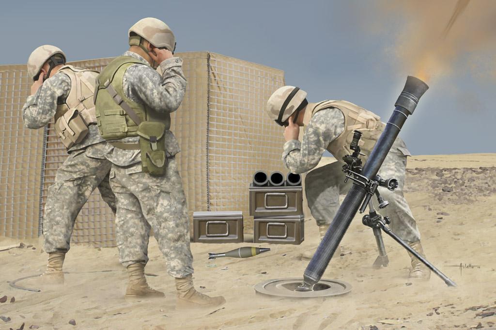 Hobby Boss 1/3 M252 Mortar