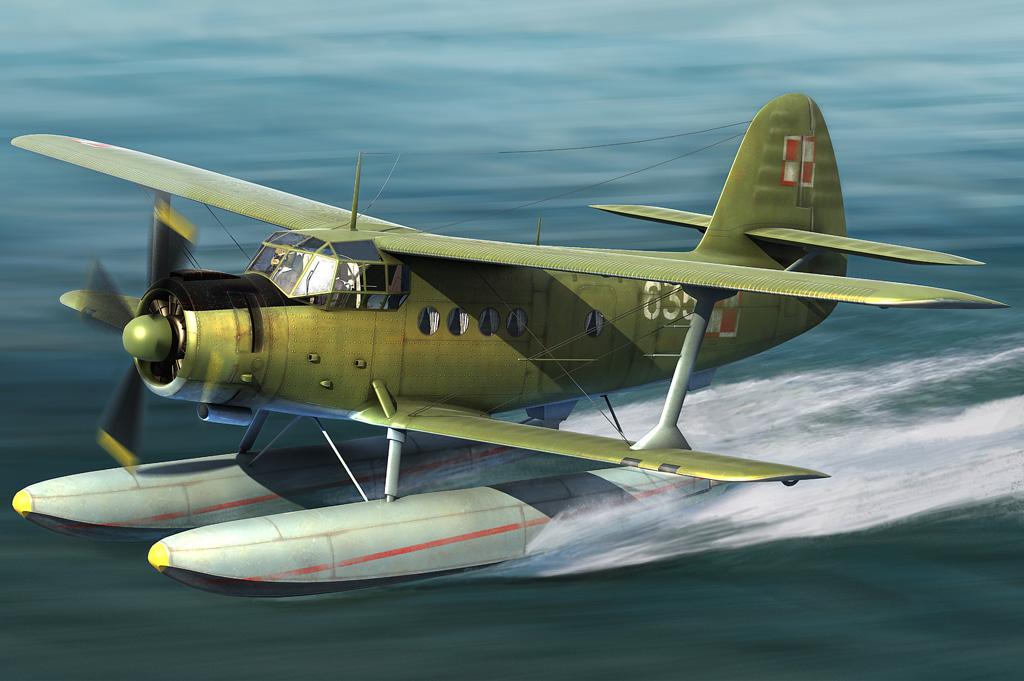 Hobby Boss 1/48 Antonov AN-2W Colt