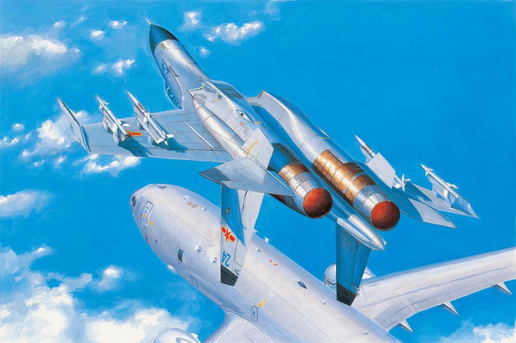 Hobby Boss 1/48 PLA J-11B