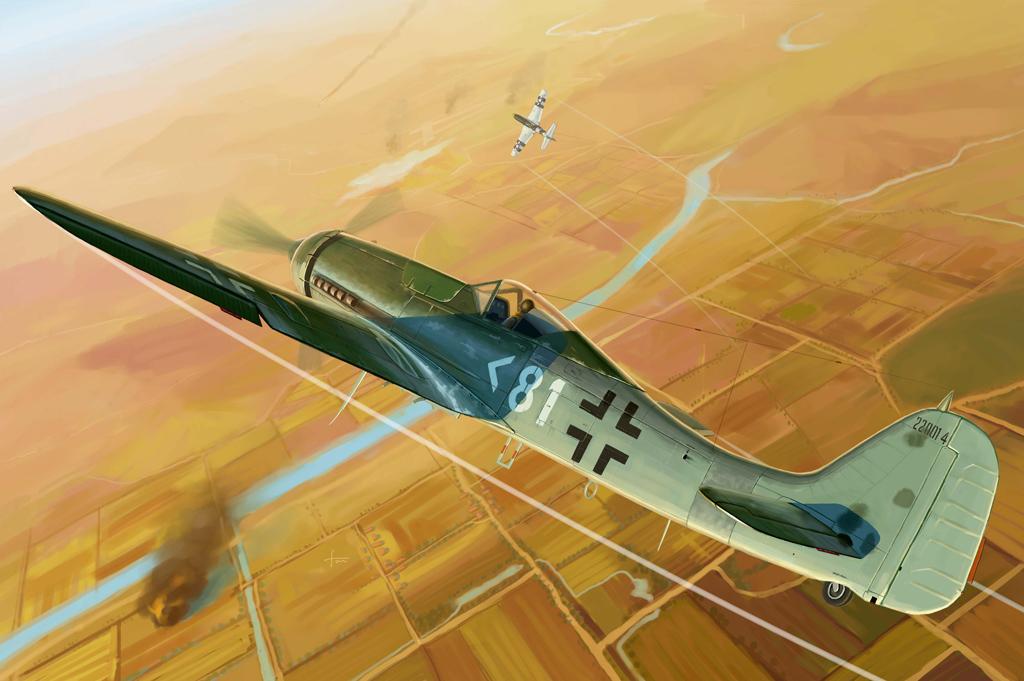 Hobby Boss 1/48 Focke-Wulf FW190D-11