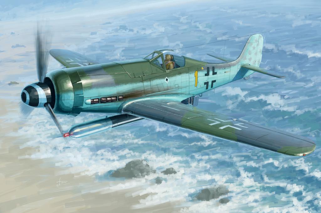Hobby Boss 1/48 Focke-Wulf FW190D-12 R14