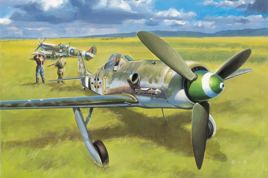 Hobby Boss 1/48 Focke-Wulf FW190D-13