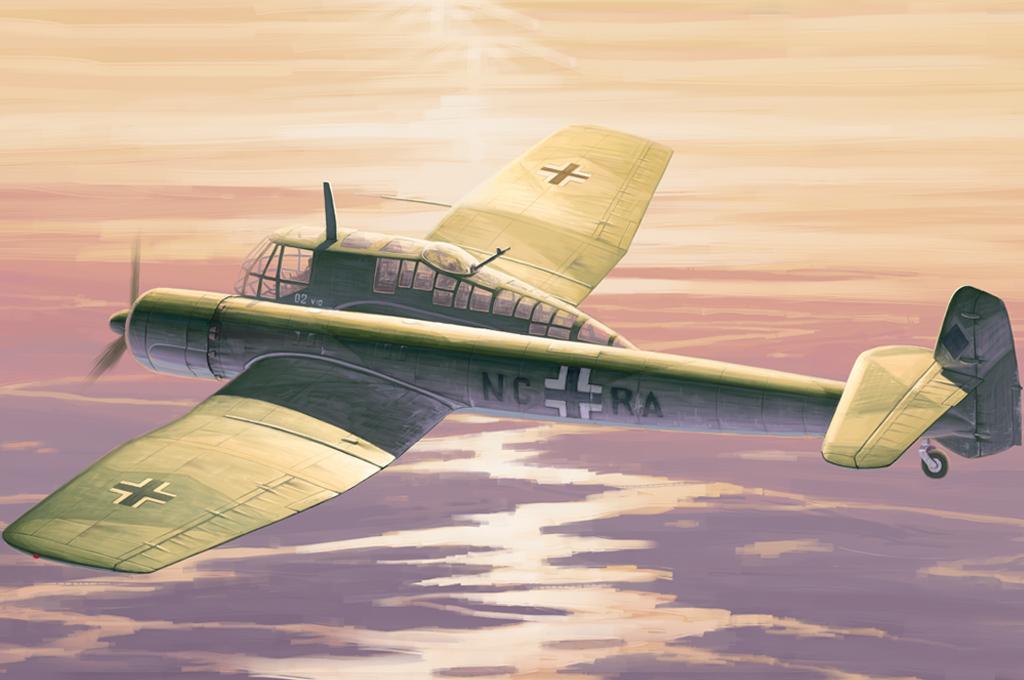 Hobby Boss 1/48 German BV-141