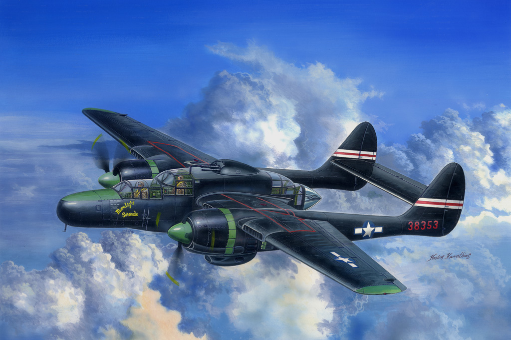 Hobby Boss P-61C Black Widow