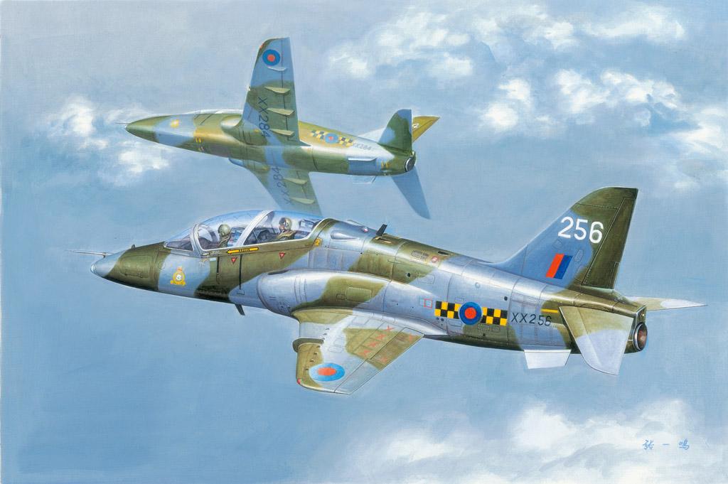 Hobby Boss 1/48 Hawk T MK.1A