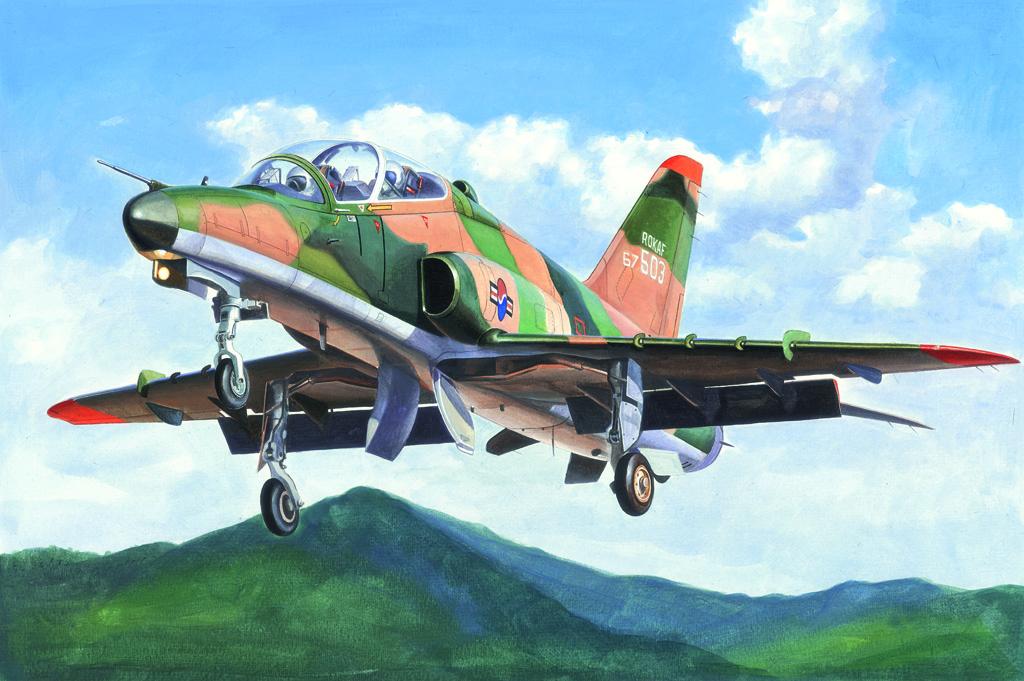 Hobby Boss 1/48 Hawk T MK.67