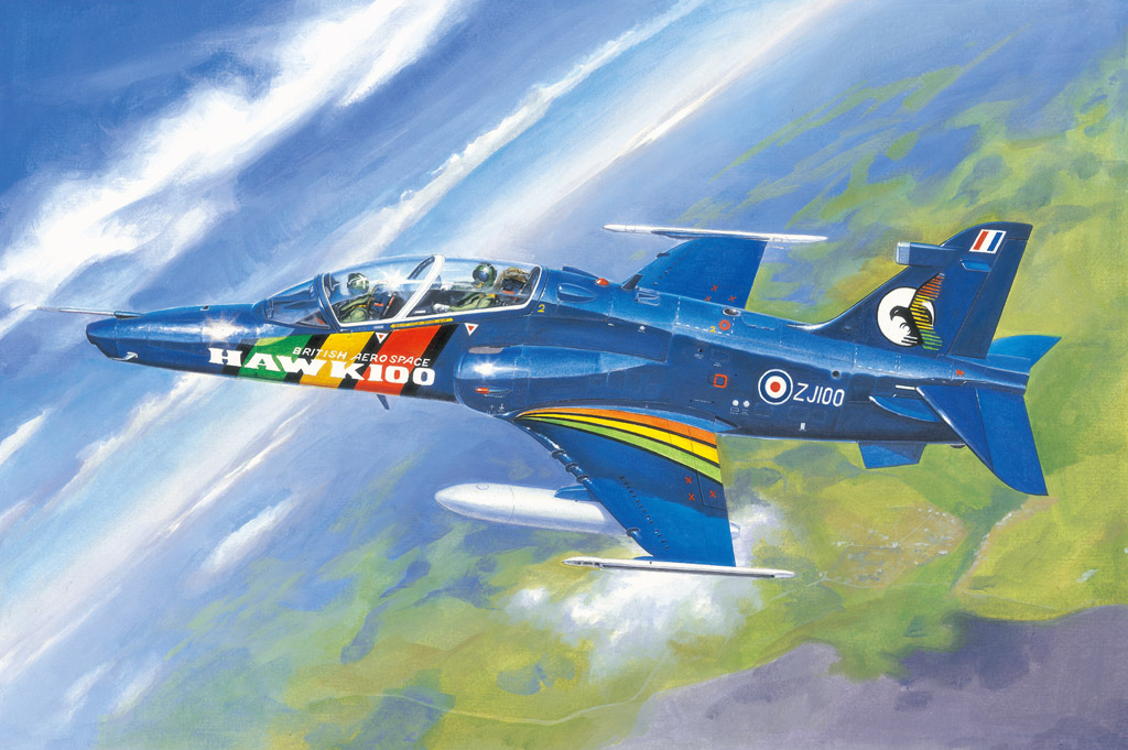 Hobby Boss 1/48 Bae Hawk T.MK.100/102