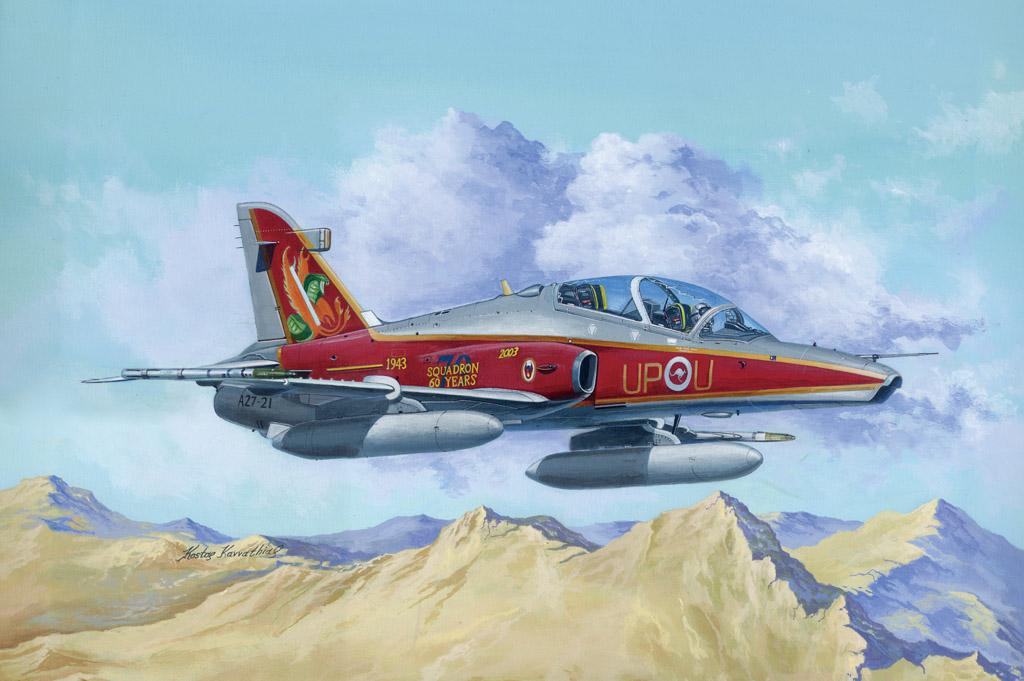 Hobby Boss 1/48 RAAF Hawk T MK.127