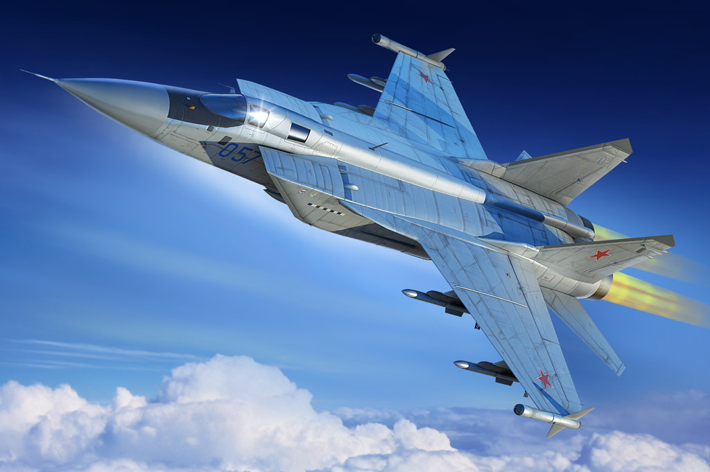 Hobby Boss Russian MiG-31M Foxhound