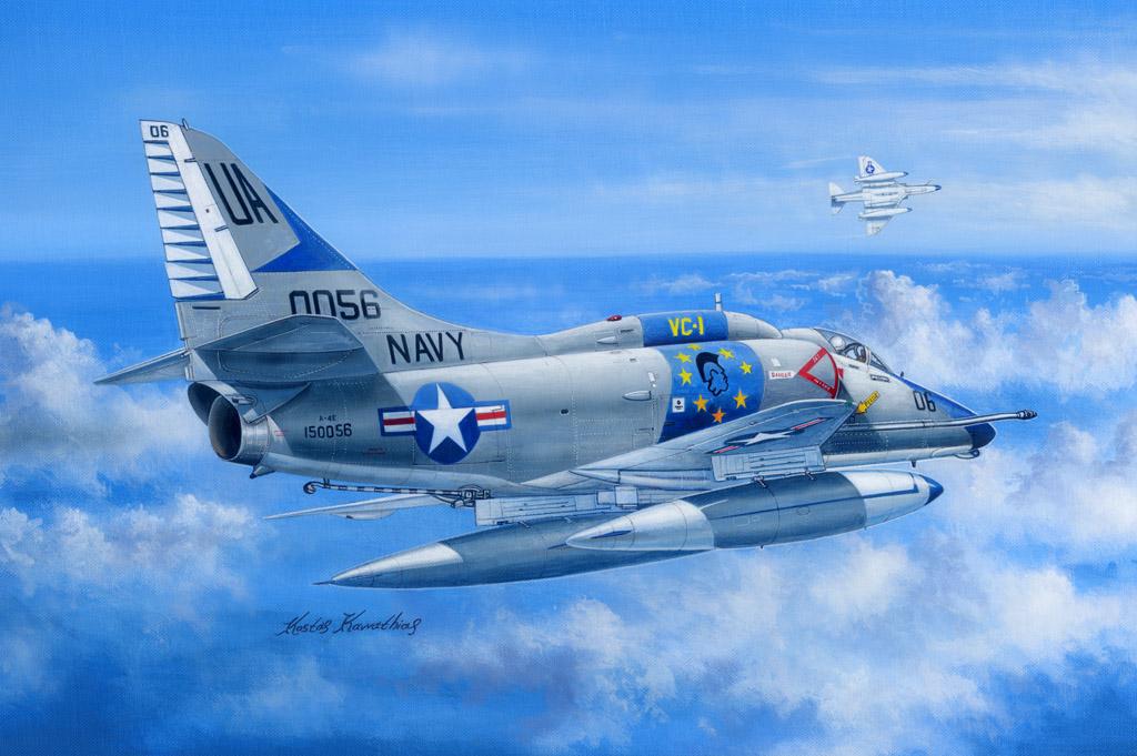 Hobby Boss 1/48 A-4E Sky Hawk