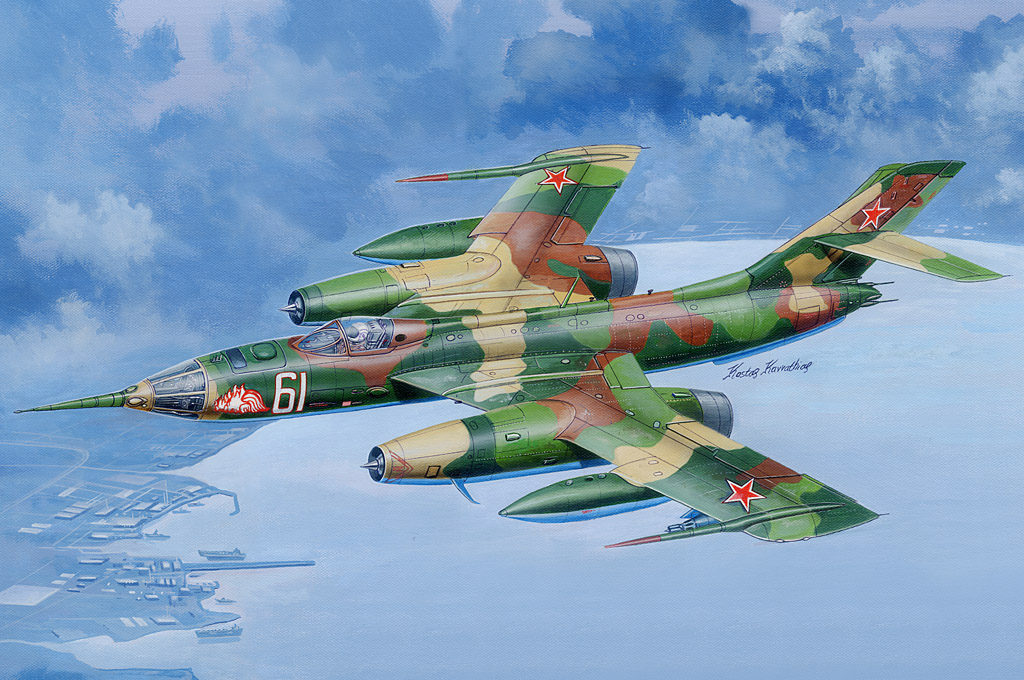 Hobby Boss Russian Yak-28PP Brewer-E