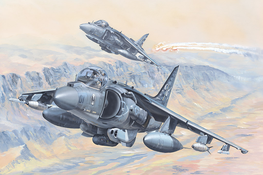Hobby Boss AV-8B Harrier II