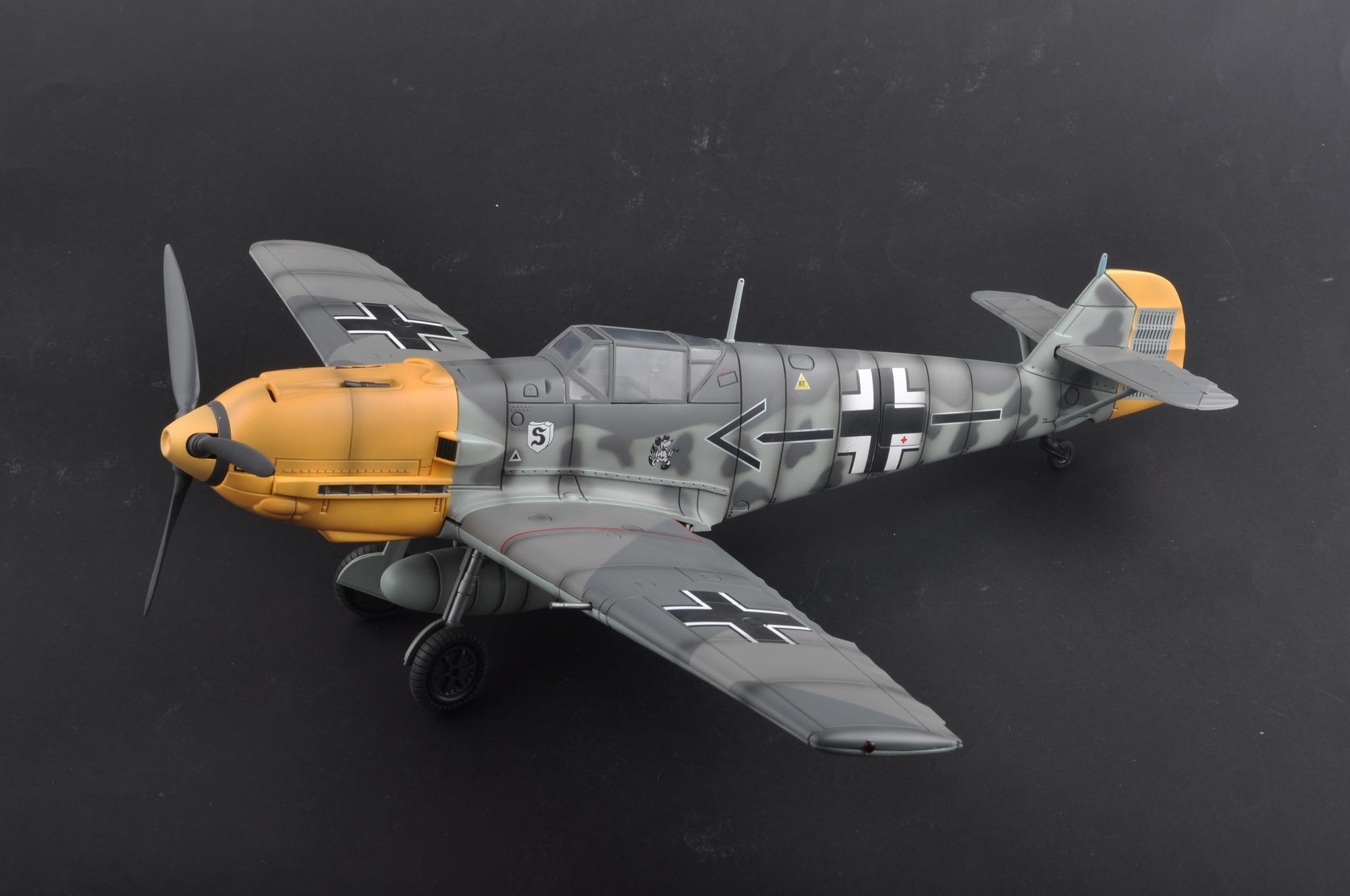 Hobby Boss 1/18 Messerschmitt Bf 109E, Sep. 1940