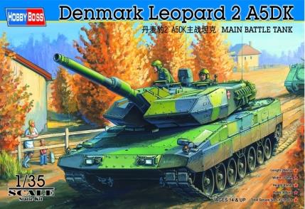 Hobby Boss 1/35 Danish Leopard 2A5DK Tank