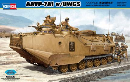 Hobby Boss 1/35 AAVP-7A1 w/UWGS