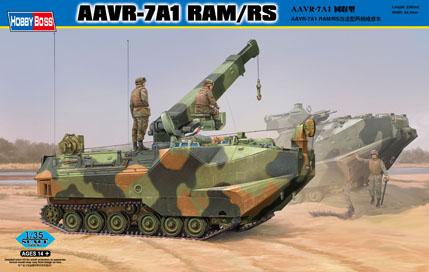 Hobby Boss 1/35 AAVR-7A1 RAM/RS
