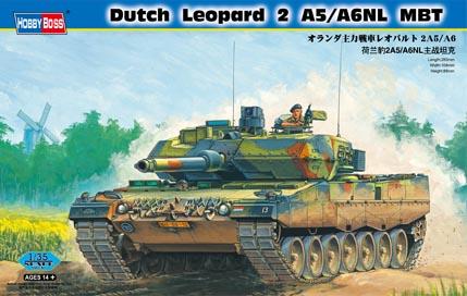 Hobby Boss 1/35 Leopard 2 A5/A6NL