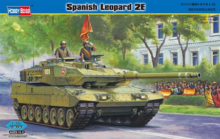 Hobby Boss 1/35 Spanish Leopard 2E