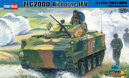 Hobby Boss 1/35 ZLC2000 Airborne IFV