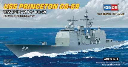 Hobby Boss 1/1250 USS Princeton CG-59
