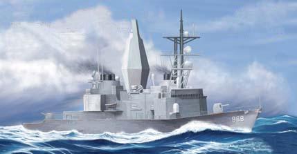 Hobby Boss 1/1250 USS Arthur W. Radford DD-968